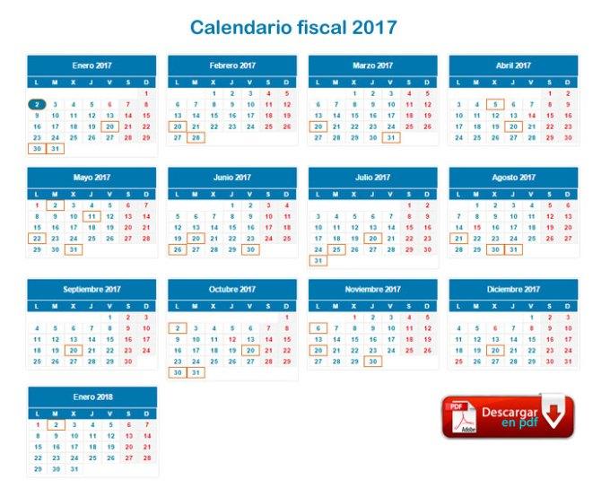 calendario-fiscal-2017-descargar-pdf
